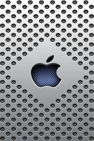 Silver Dot Apple Log