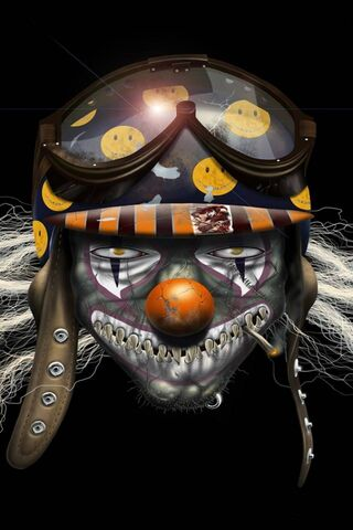 Clown Evil