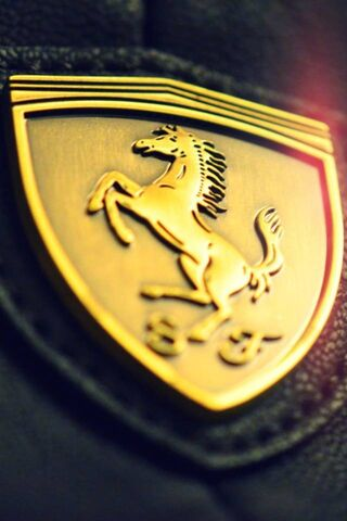 Ferrari-Emblem