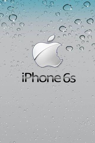 Apple लोगो Iphone 6s