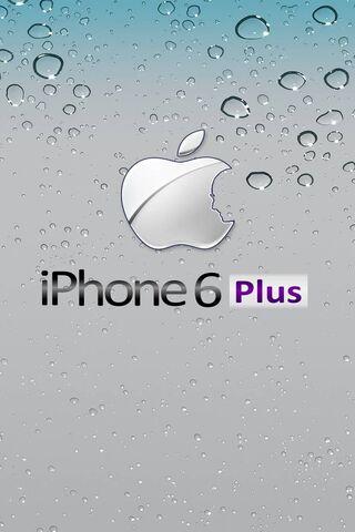 Apple लोगो 6plus
