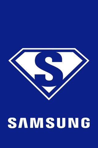 Samsung Blue