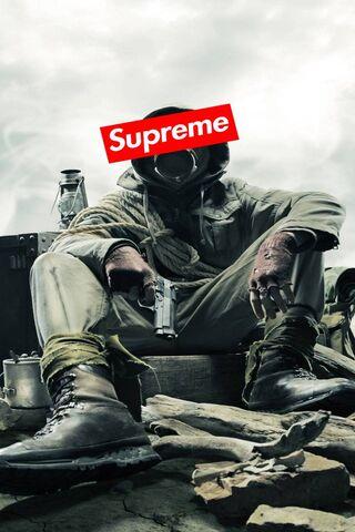 Wastelander suprême