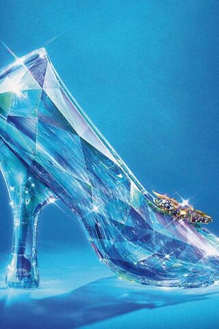 Crystal High Heeled