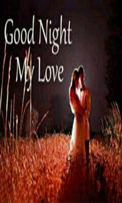 Bonne Nuit Mon Amour Fond Décran Télécharger Sur Votre