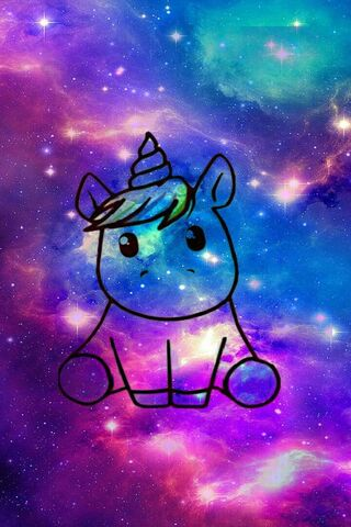 Galaxy Unicorn Magic