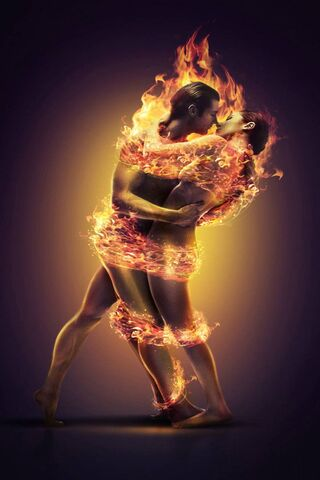 การเผาไหม้ความรัก