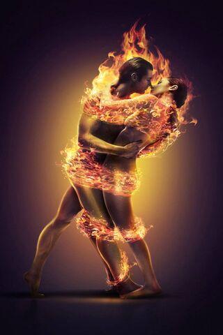 Amor ardente