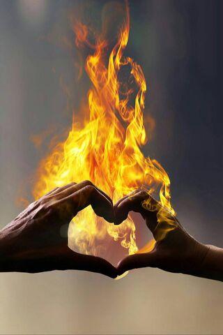 Hands-Heart-Fire