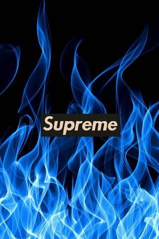 Supreme Fire Blue