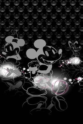 Sparkly Mickeys
