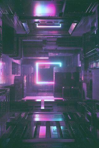 Vaporwave Photo
