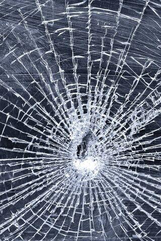 टूटा हुआ ग्लास एच.डी.