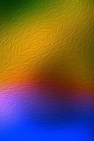 레인보우 색상