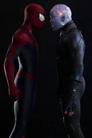 Spiderman Vs Electro