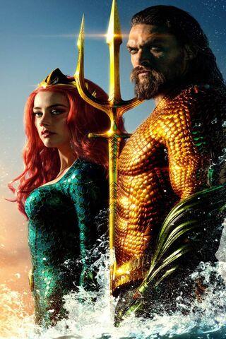 Aqua King และ Queen