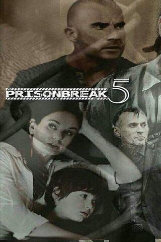 Vượt ngục mùa 5