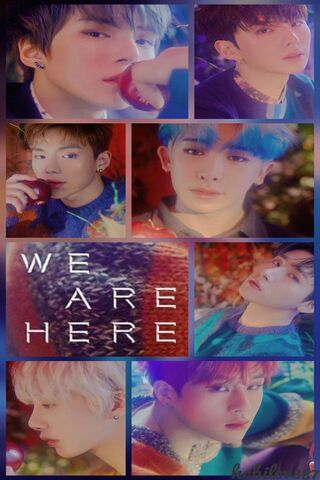 Monstax We Are Here