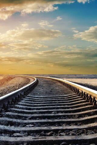 Trek kereta api