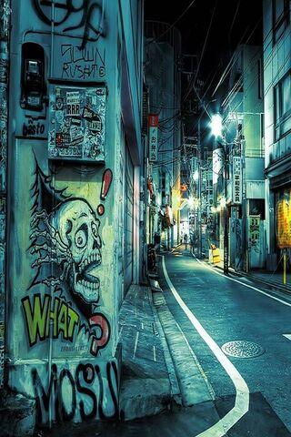 Hẻm Graffiti