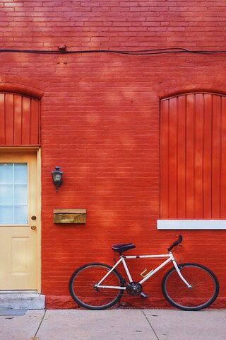 Beautiful Red House