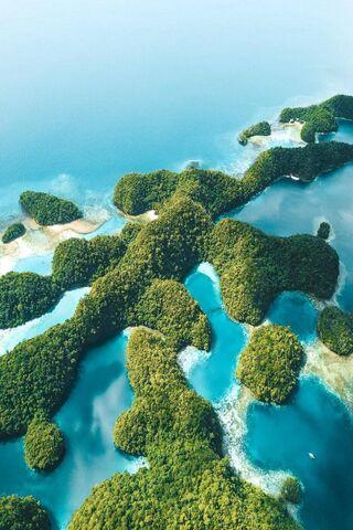 Greenblue Ocean