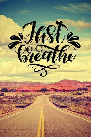 Chỉ cần thở