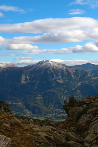 Mountains Champsaur