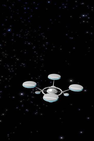Không gian retro