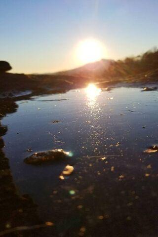 المياه مشرق