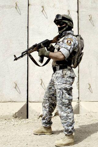 ตำรวจอิรัก