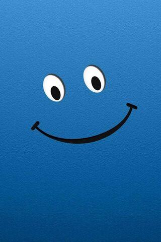 Einfach lächeln