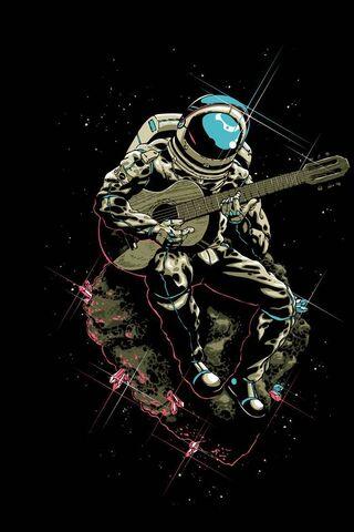 Rocker Astronaut