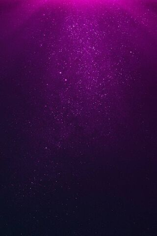 Dust In Purple Light
