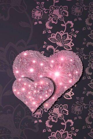 Trái tim hồng