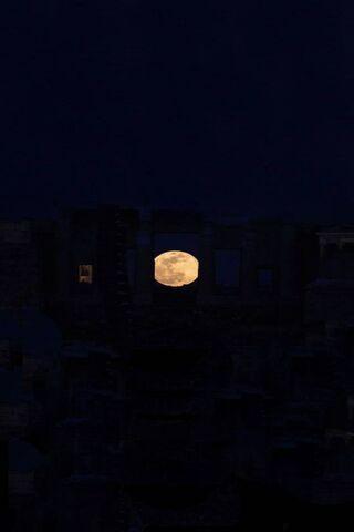 Super Snow Moon 2