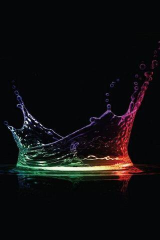 Amoled Colour Splash