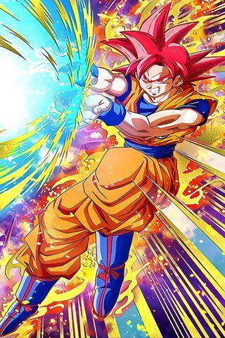Goku God Kame