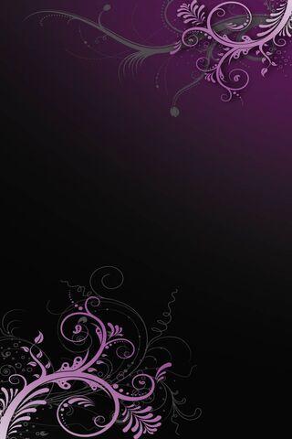 Swirls Pink