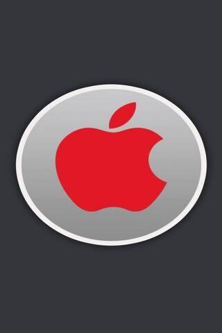 लाल सेब