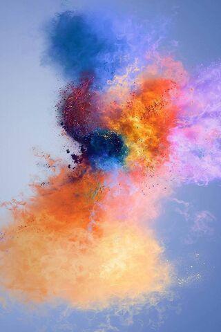 Cool Splash Colour