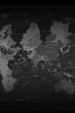 Ios Cartina Geografica.Phoneky Wallpaper Peta Hd