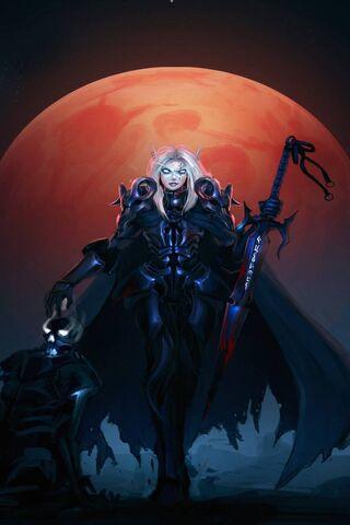 Blood Elf Moon