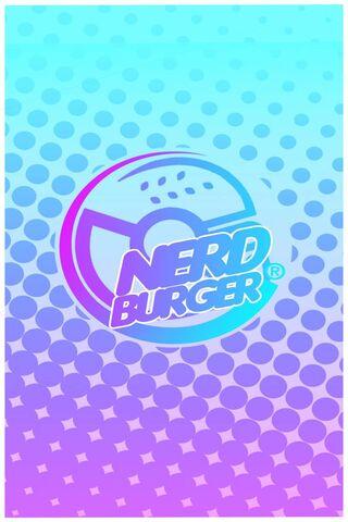 Nerdeburger लोगो