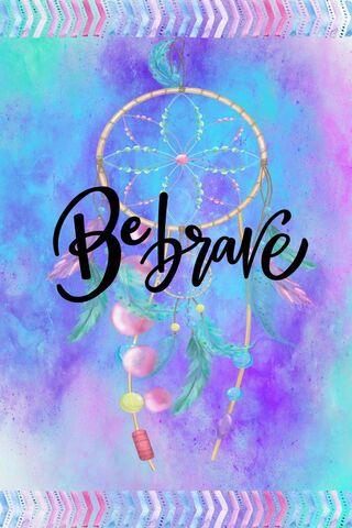 बहादुर बनो