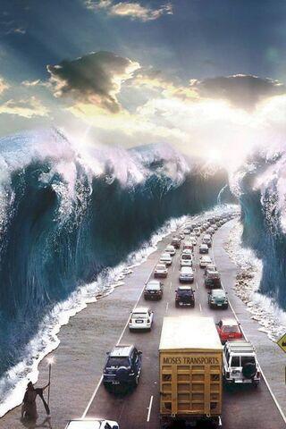 طريق المياه