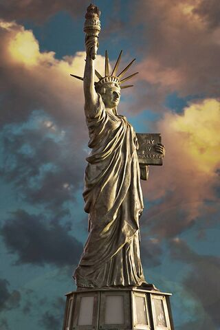 Phoneky تمثال الحرية Hd خلفيات