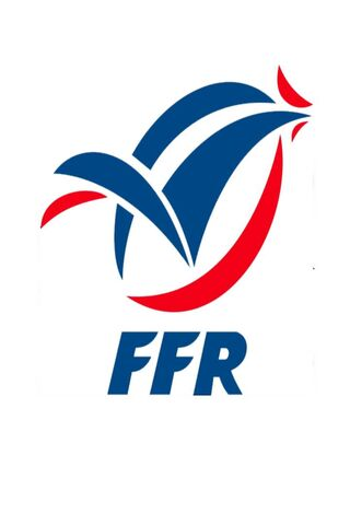 French Rugby Emblem