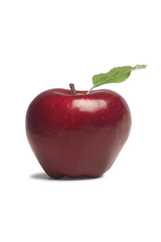 Red Apple Iphone 5