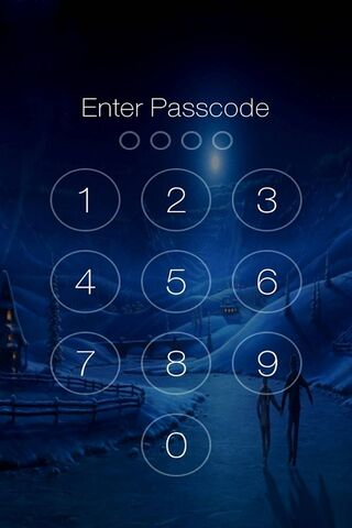 Passcode Screen2